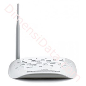 Jual Wireless Router TP-LINK ADSL2+ Modem [TD-W8951ND]